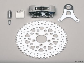 WILWOOD'S SPROCKET BRAKE SYSTEM REAR KIT R/H CALIPER GP310