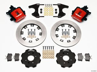 COMBINATION PARKING BRAKE CALIPER KIT REAR CPB CIVIC DRUM 2.46 HUB OFFSET