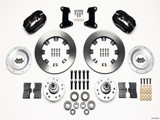 FORGED DYNALITE BRAKE KIT FRONT PINTO/MUSTANG II 74-78 FORGED