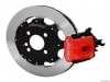 COMBINATION PARKING BREAR REAR CALIPER BRAKE KIT CPB MINI COOPER RED