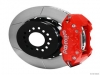 BILLET W4A RADIAL REAR DISC KIT 8.8 MUSTANG 2.50 OFFSET