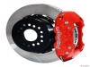 BILLET W4A RADIAL REAR DISC KIT OLDS/PONT 2.81 OFFSET  14.00