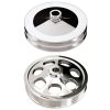 Billet Power Steering Pulleys