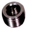 Stainless Pipe Plugs