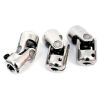 Unisteer Polished Stainless U-Joints