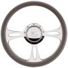 Billet Specialties Fast Lane Steering Wheel