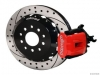 CONBINATION PARKING BRAKE CALIPER KIT REAR CPB MUSTANG 05-UP 1.00 OFFSET