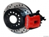 COMBINATION PARKING BRAKE CALIPER KIT REAR  BIG FORD NEW STYLE 2.50
